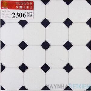 Gạch lát nền nhà vệ sinh 25×25 Prime 2306