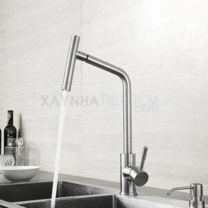 Vòi rửa chén Inox 304-Model 38