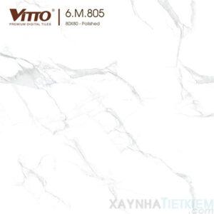 Gạch lát nền UNIS 80x80 805