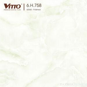 Gạch lát nền VITTO 60X60 6H758