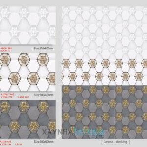 Gạch ốp tường Vicenza 30x60 360031-360032-360033