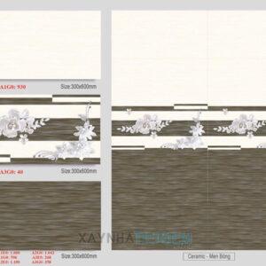 Gạch ốp tường Vicenza 30x60 360041-360042-360043