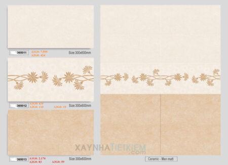 Gạch ốp tường Vicenza 30x60 365011-365012-365013
