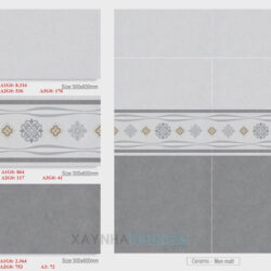 Gạch ốp tường Vicenza 30x60 365021-365022-365023