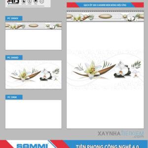 Gạch ốp tường SAMMI 30x60 PC3900-3900D-3900V