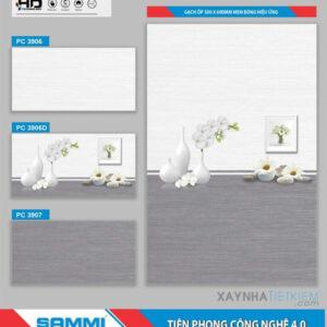 Gạch ốp tường SAMMI 30x60 PC3906-3906D-3907