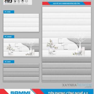 Gạch ốp tường SAMMI 30x60 PC3908-3908D-3909