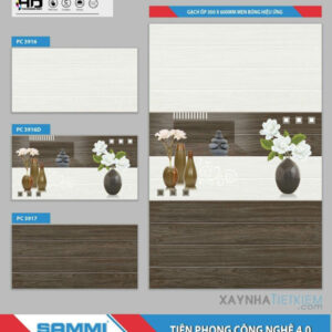 Gạch ốp tường SAMMI 30x60 PC3916-3916D-3917