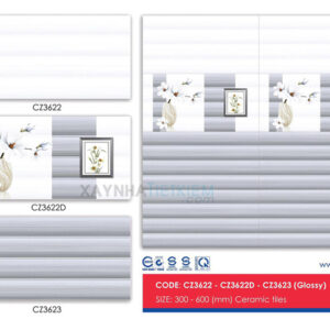 Gạch ốp 30x60 giá rẻ CZ3622-CZ3622D-CZ3623