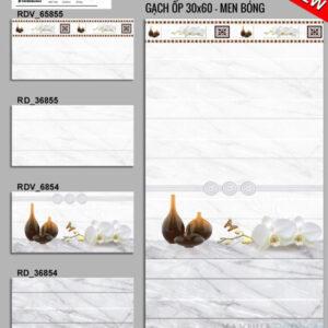 Gạch ốp 30x60 giá rẻ 65855-36855-6854-36854