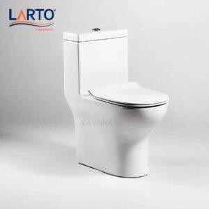 Bồn cầu 1 khối LARTO LTBC 3374