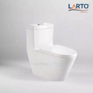 Bồn cầu 1 khối LARTO LTBC 3368
