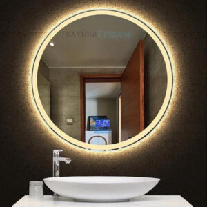 Gương soi nhà tắm đèn Led LARTO LTGLED 002