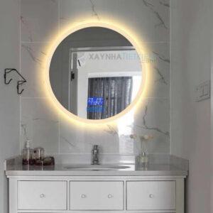 Gương soi nhà tắm đèn Led LARTO LTGLED 003