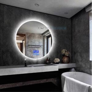 Gương soi nhà tắm đèn Led LARTO LTGLED 004