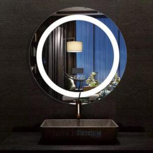Gương soi nhà tắm đèn Led LARTO LTGLED 006