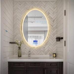 Gương soi nhà tắm đèn Led LARTO LTGLED 007