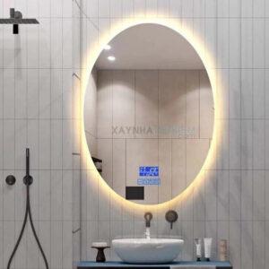 Gương soi nhà tắm đèn Led LARTO LTGLED 008