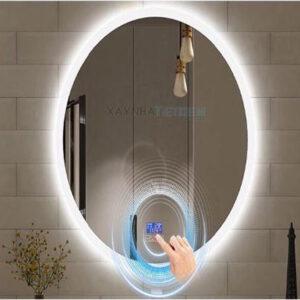 Gương soi nhà tắm đèn Led LARTO LTGLED 011