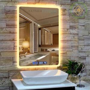 Gương soi nhà tắm đèn Led LARTO LTGLED 012