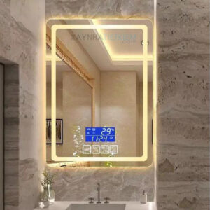Gương soi nhà tắm đèn Led LARTO LTGLED 013