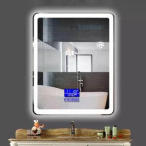 Gương soi nhà tắm đèn Led LARTO LTGLED 014