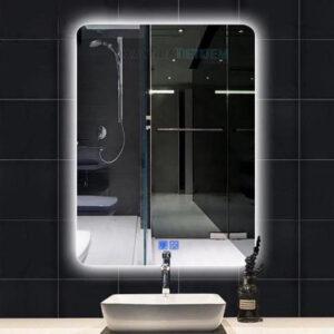 Gương soi nhà tắm đèn Led LARTO LTGLED 015