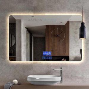 Gương soi nhà tắm đèn Led LARTO LTGLED 016