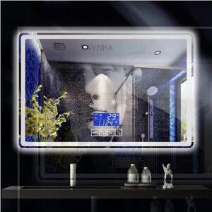 Gương soi nhà tắm đèn Led LARTO LTGLED 018