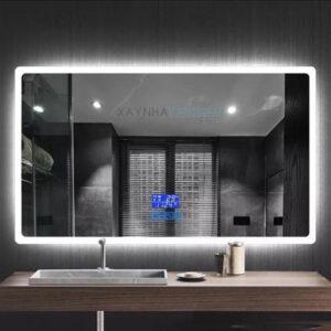 Gương soi nhà tắm đèn Led LARTO LTGLED 019
