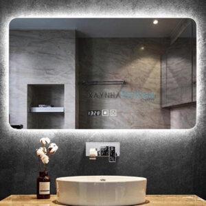 Gương soi nhà tắm đèn Led LARTO LTGLED 020