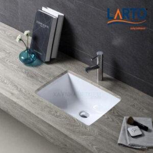Chậu rửa mặt Lavabo LARTO LTLVB 8014