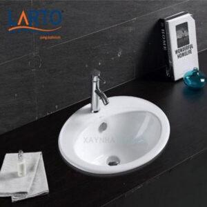 Chậu rửa mặt Lavabo LARTO LTLVB 8015