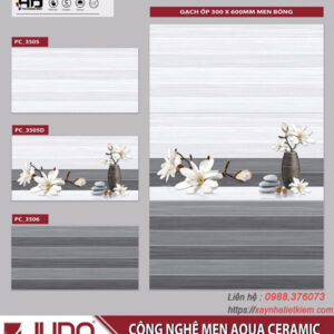 Gạch ốp tường 30x60 JUNO 3505-3505D-3506