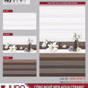 Gạch ốp tường 30x60 JUNO 3507-3507D-3508