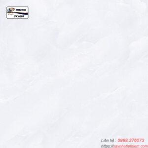 Gạch lát nền bóng kính 60x60 WORLD TILES PC6609