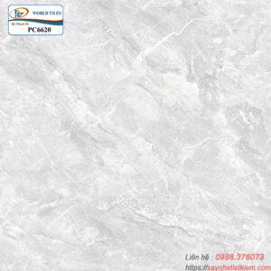 Gạch lát nền bóng kính 60x60 WORLD TILES PC6620