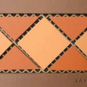 Gạch chống nóng sân thượng Viglacera listelo 30x15