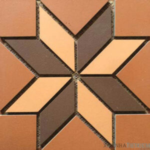 Gạch chống nóng sân thượng Viglacera listelo 40x40