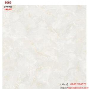 Gạch lát nền bóng kính 80x80 Catalan 8063