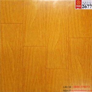 Gạch lát nền vân gỗ PRIME 50x50 giá rẻ 2677