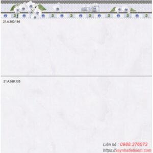 Gạch ốp tường giá rẻ AMY 30x60 135-136