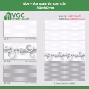 Gạch ốp tường Sunrise 30x60 VG9139-VG9140-VG9141