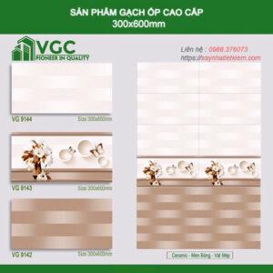 Gạch ốp tường Sunrise 30x60 VG9142-VG9143-VG9144