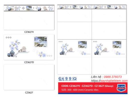 Gạch ốp tường Viko 30x60 CZ3627-CZ3627D-CZ3627V